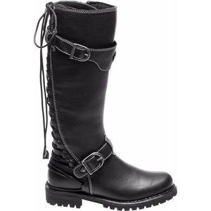 Harley Davidson lenehan 14 inch side zip boots